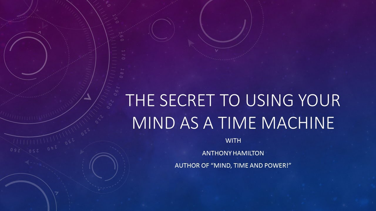 How to travel in your mind, how to time travel with your mind