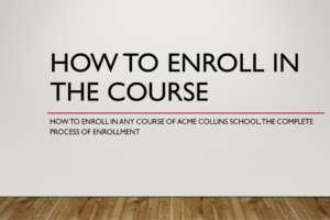 How_to_enroll_in_the_course_First_Frame