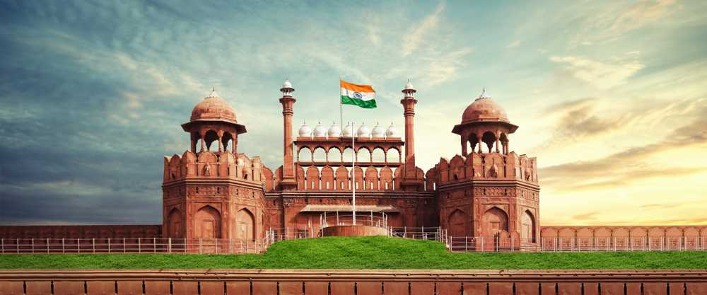 Red Fort, Mughal Empire