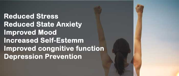 Psychological Benefits of Exercise