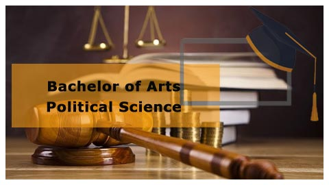 Bachelor of Arts - Political Science