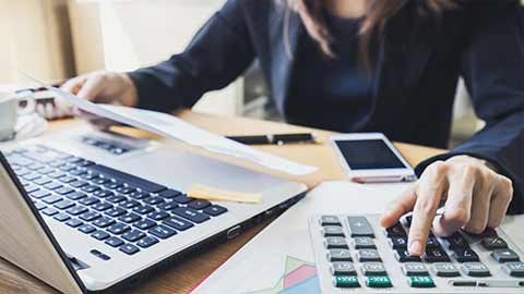 Financial Accounting using Tally