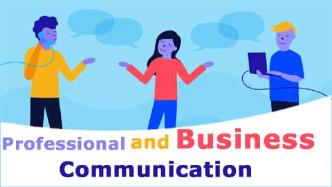 Certificate in Professional and Business Communication