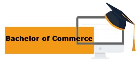 B COM - Bachelor of Commerce